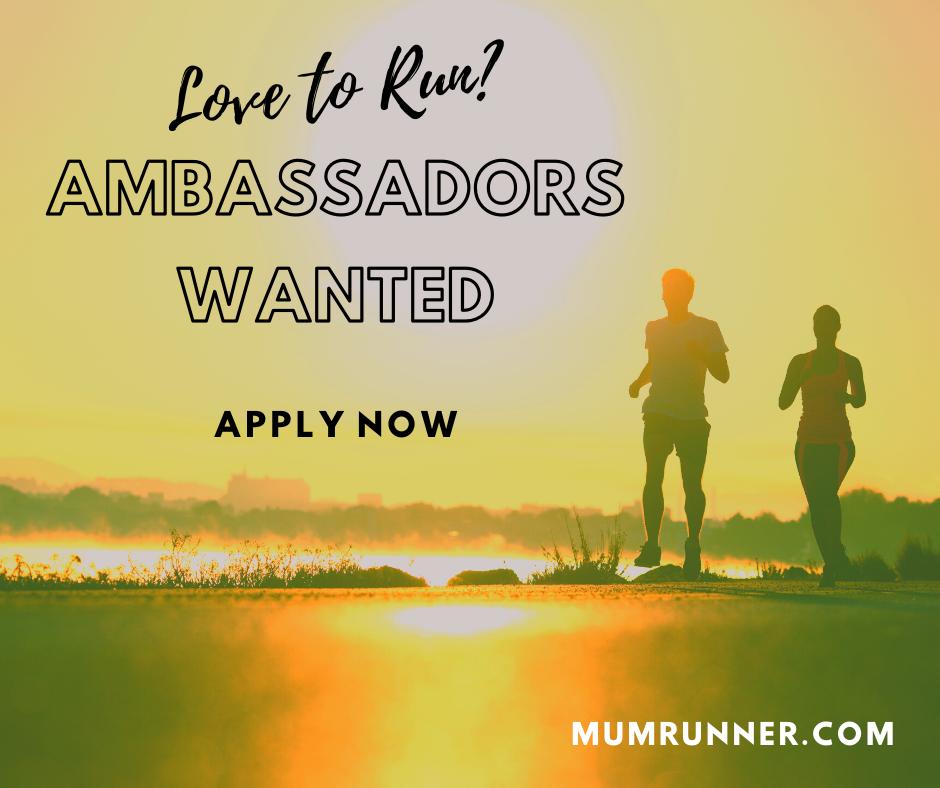 2020 Mum Runner Ambassadors