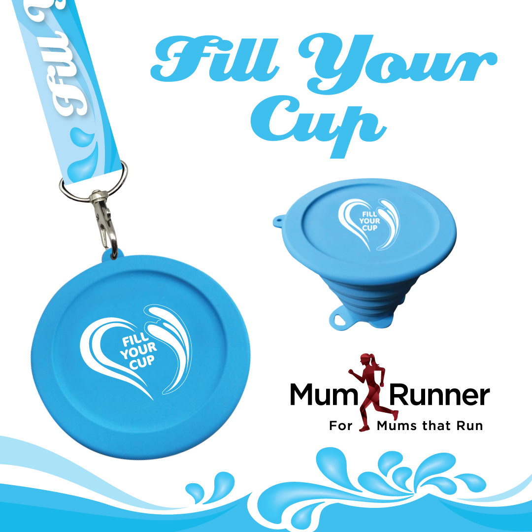 Fill Your Cup April Virtual Running Challenge